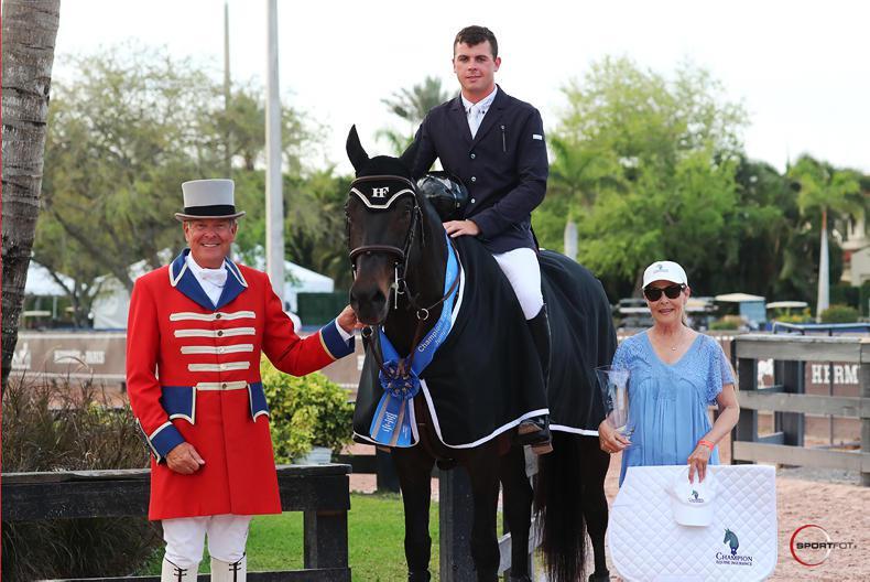 INTERNATIONAL: Big win for Hanley