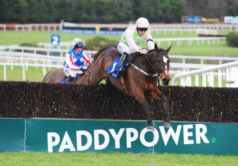 CHAMPION CHASE: Belated revenge for Min?