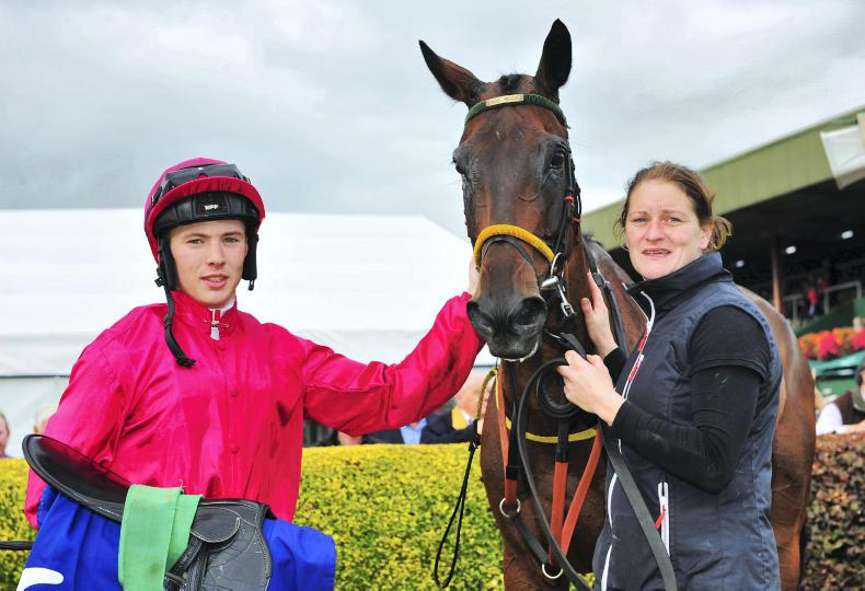 CHELTENHAM: Emma Connolly