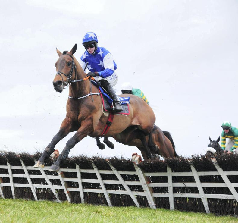 NAAS SUNDAY: Cartright looks the one to chase