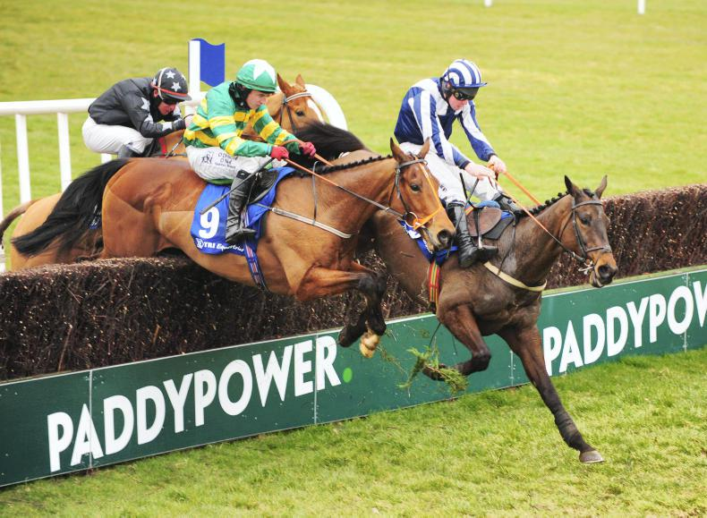 LEOPARDSTOWN FRIDAY: Spider Web storms home in the feature
