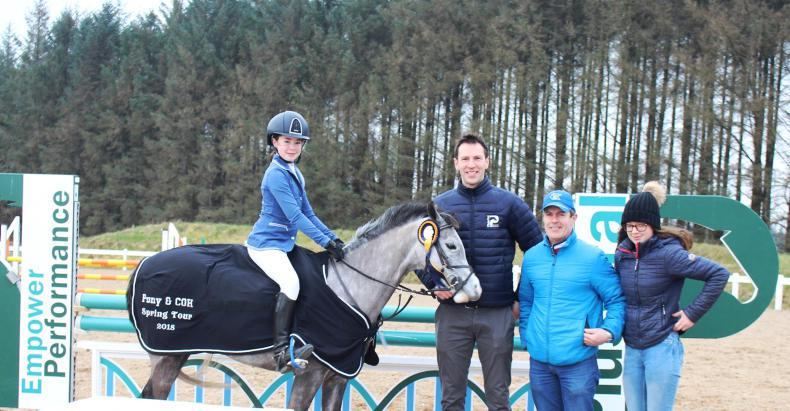 AROUND THE COUNTRY: Good start to Pony Spring Tour