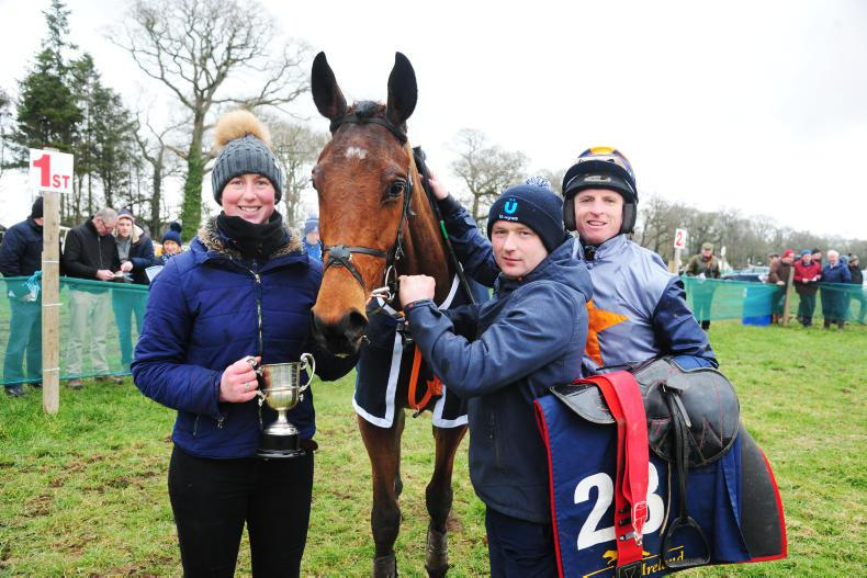BORRIS HOUSE FRIDAY CARLOW FARMERS: Emphatic success for Andy Dufresne