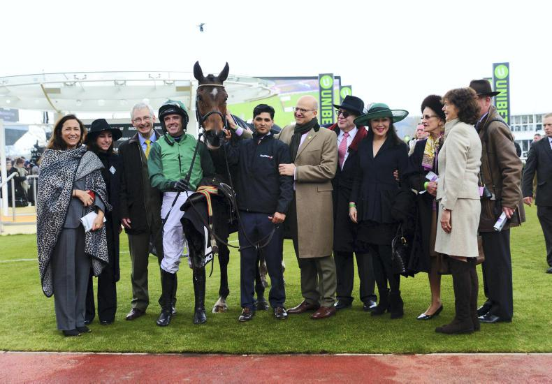 VIDEO: Footpad proves foot-perfect in Arkle Chase