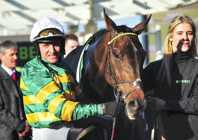 CHELTENHAM  TUESDAY: Battling Buveur is Champion again