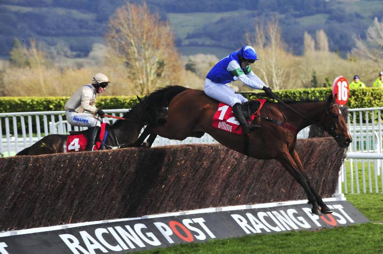 CHELTENHAM TUESDAY: Coo gives Kelly dream result