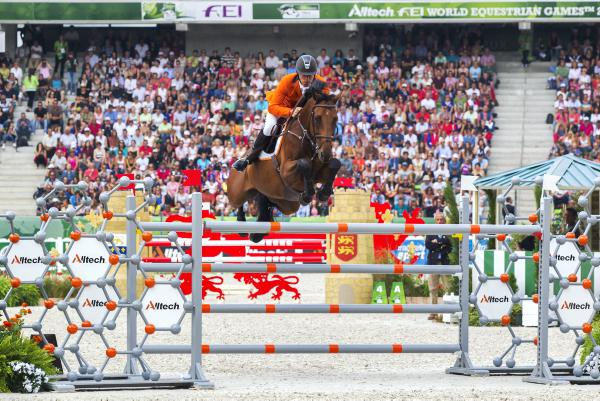 Breeding to win: World Equestrian Games pedigrees