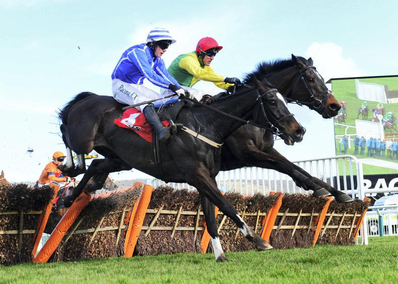 VIDEO: Penhill perfect on return to claim Stayers' success