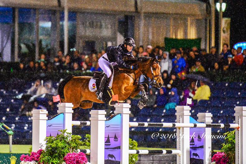 INTERNATIONAL: Biggest career win for Coyle at WEF