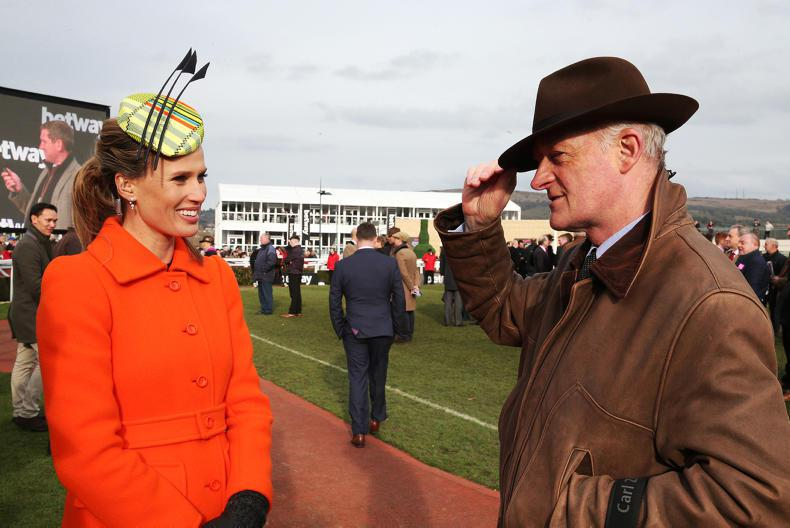 CHELTENHAM ON TV: O'Leary happy with Pilot Kennedy