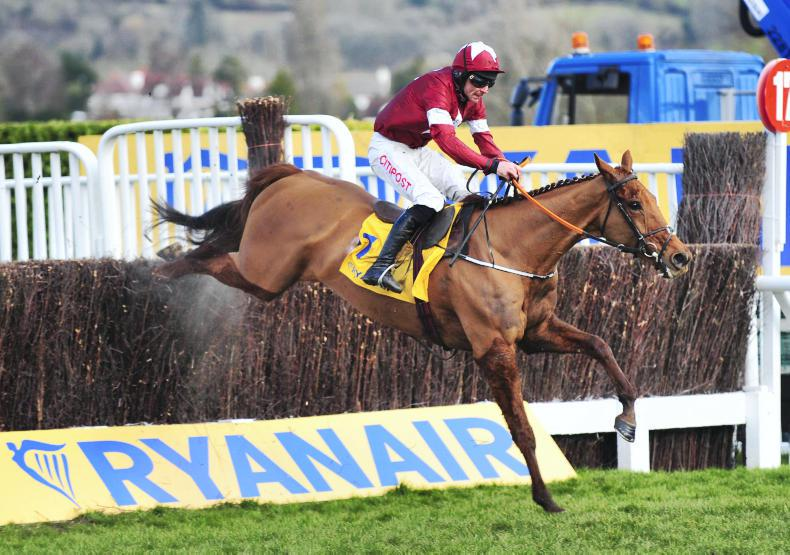 CHELTENHAM THURSDAY: Balko Des Flos is flying high
