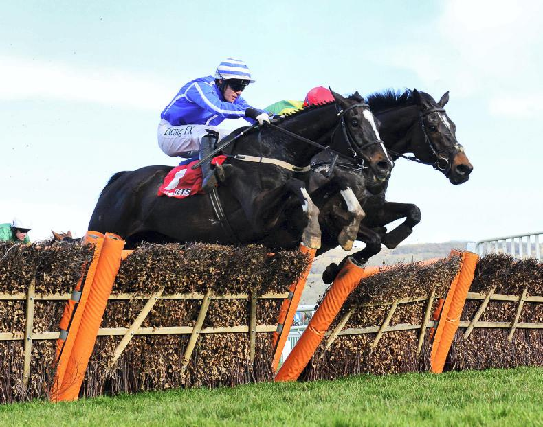 CHELTENHAM THURSDAY: Penhill defies 323-day absence and powers home