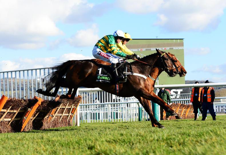 CHELTENHAM TUESDAY: Buveur wins like a true champion