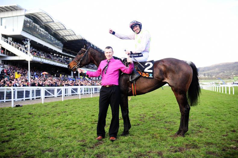 CHELTENHAM TUESDAY: Benie does the business