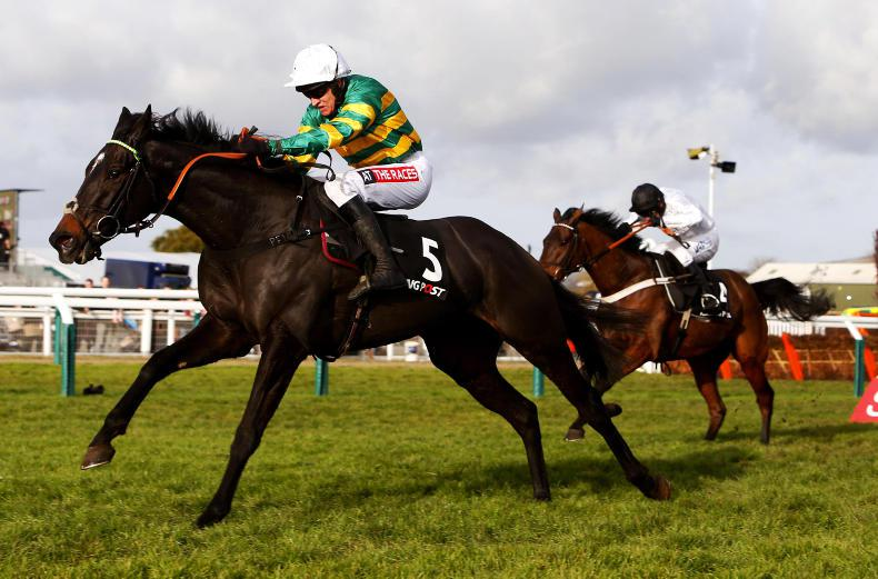 CHELTENHAM: Le Prezien swoops for Nicholls and Geraghty