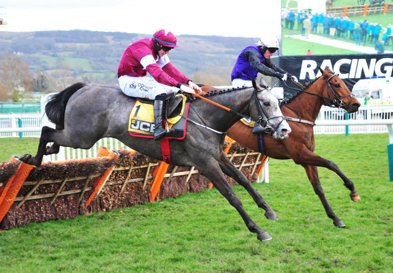 CHELTENHAM FRIDAY: Farclas breaks maiden in Grade 1