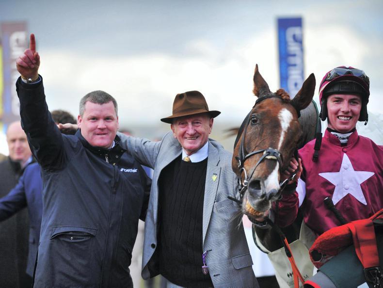 CHELTENHAM FRIDAY: The Irish training gods relent for a couple of races