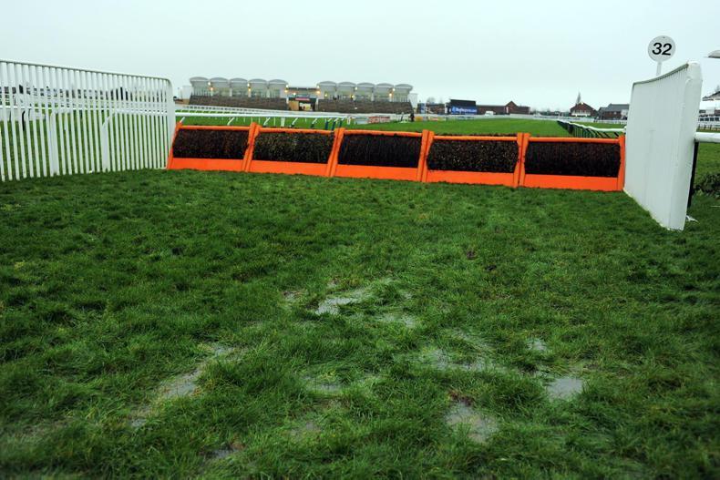 Wet weekend could disrupt fixture list