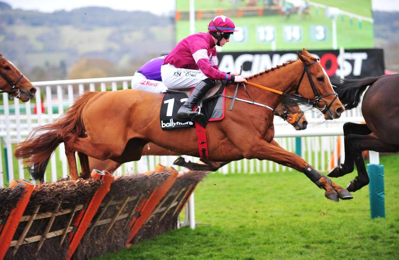 CHELTENHAM WEDNESDAY: Sensational Samcro justifies hype