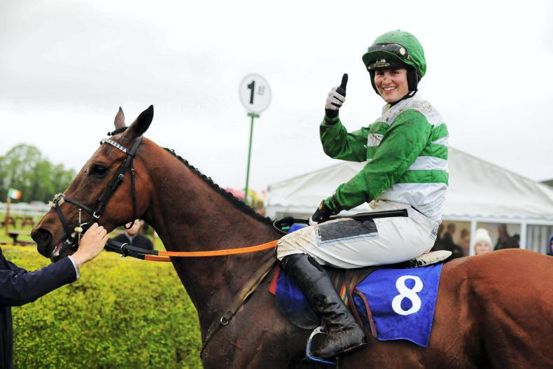 MARGIE McLOONE: Irish-breds take over in winning style