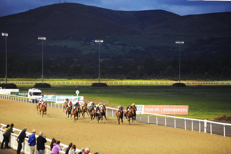 Anthony McCann hits double top at Dundalk