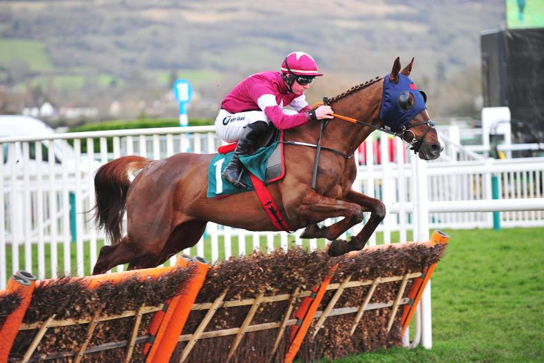 CHELTENHAM FRIDAY: Elliott strikes another lethal Blow