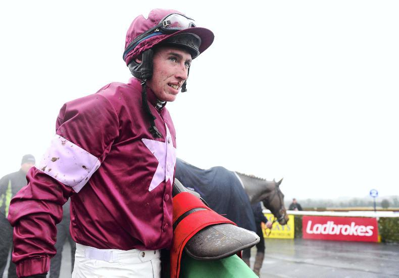 Jack Kennedy prevails on 'Pete' at Limerick