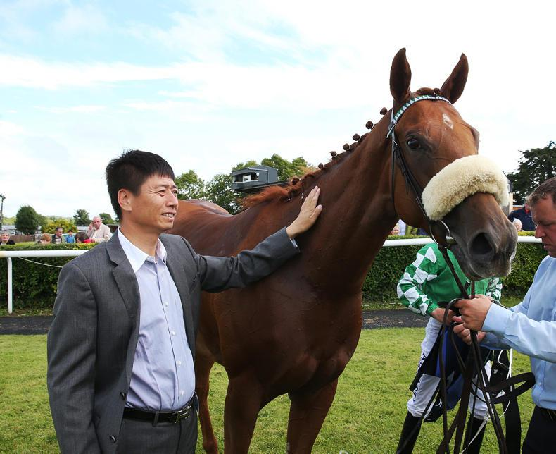 Yulong is a star in London and Dubai