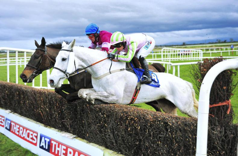 Katie Walsh back on Mersey beat with National contender Baie Des Iles