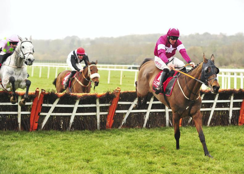 Lieutenant Colonel comes out on top at Cork