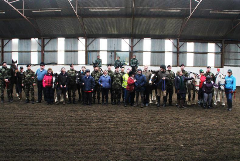 NEWS:  Army Equitation School volunteers help RDAI