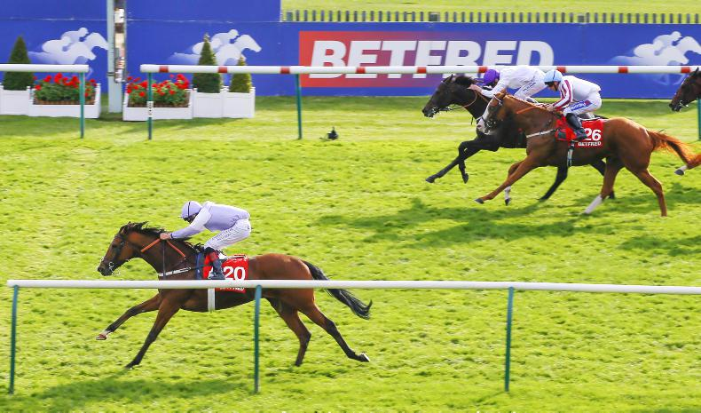 AIDAN COLEMAN: Midnight Tune can defy top-weight