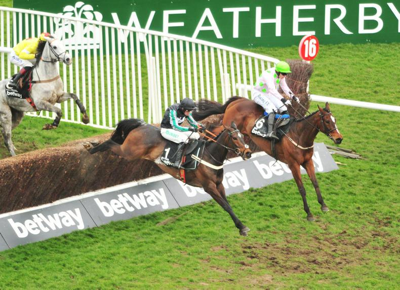 SIMON ROWLANDS: Altior top-notch but Footpad waiting in the wings