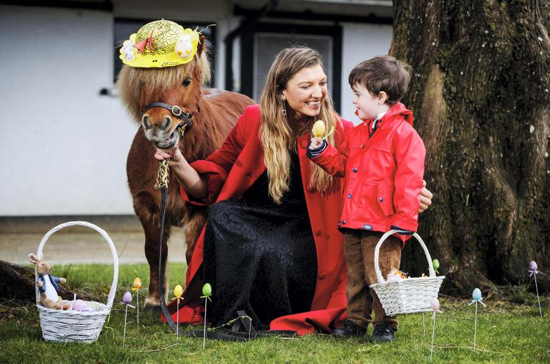PONY TALES:  And they're off... for the flat