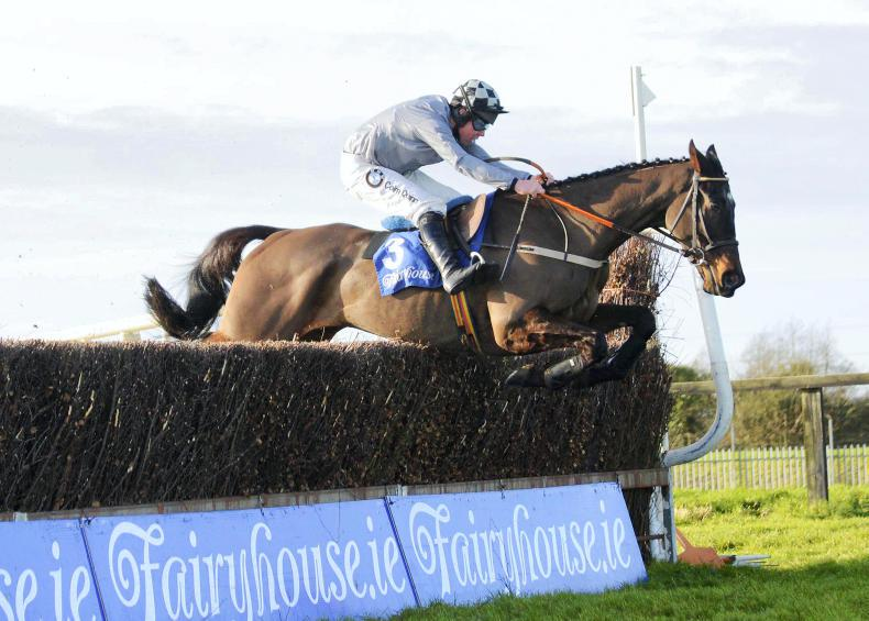 Castlegrace Paddy books Punchestown ticket with Thurles strike