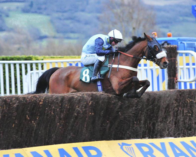 Irish National off the table for Missed Approach