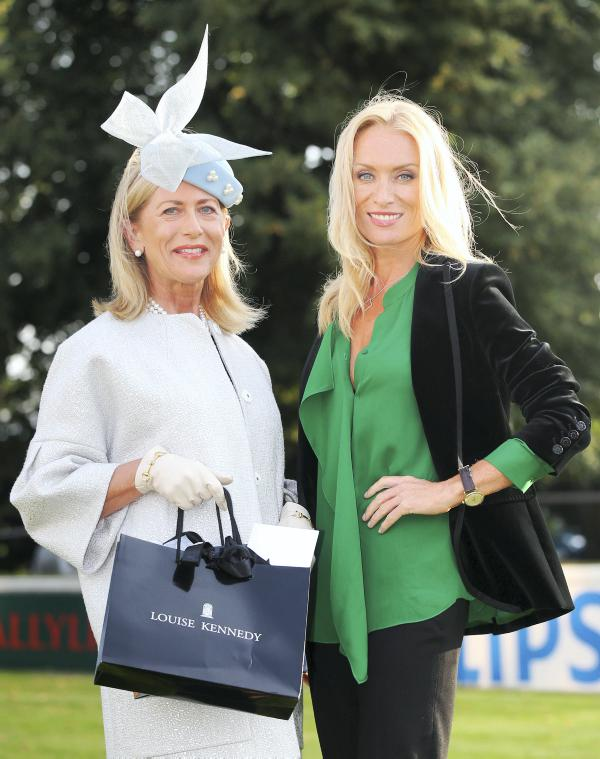 Irish Champions Weekend: the best dressed winners