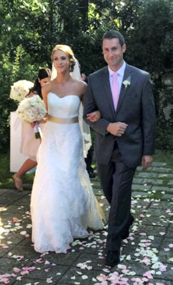 Conor Murphy ties the knot in Kentucky