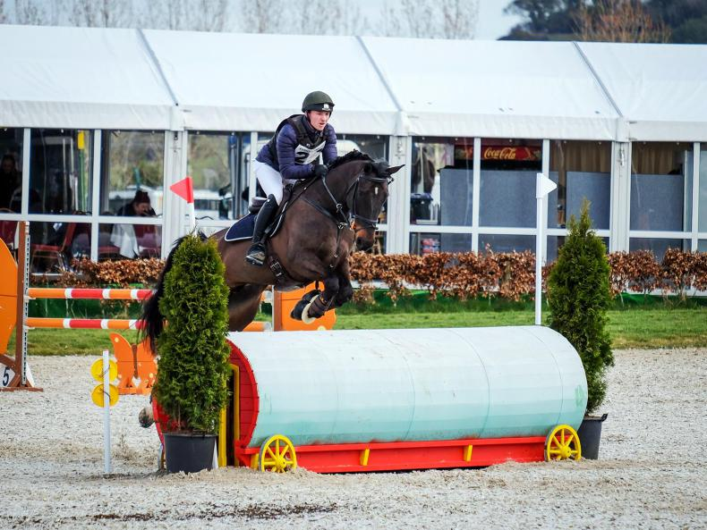 EVENTING: Local double for Morrison