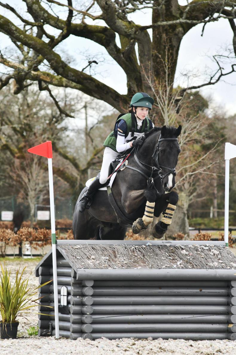 EVENTING: Super start for Ronan