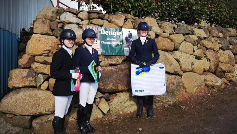 PONY CLUB: In-form Vollands wins Open class