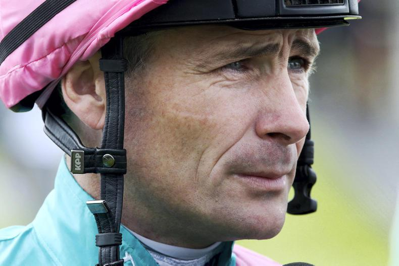 Pat Smullen diagnosed with a tumour