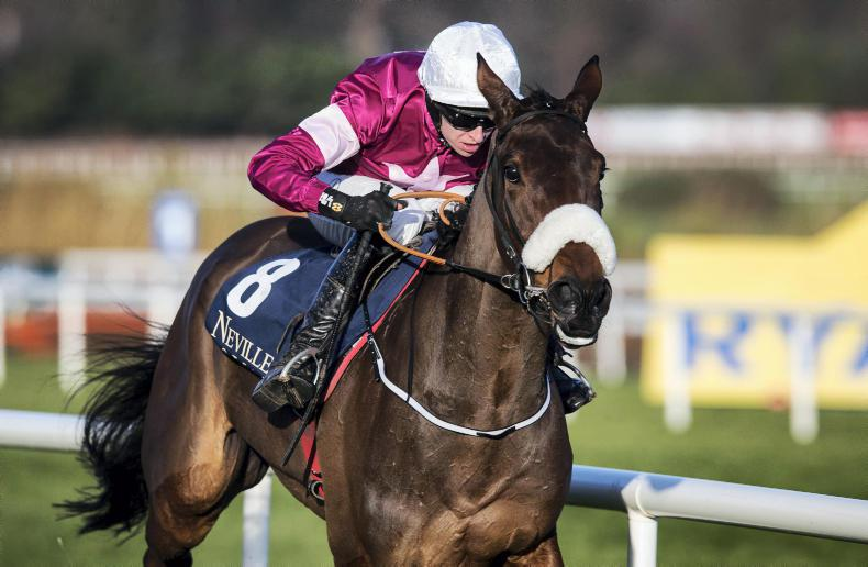 FAIRYHOUSE SUNDAY PREVIEW: Love to conquer all in Ryanair
