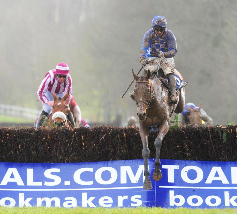 IRISH GRAND NATIONAL: Pairofbrowneyes for National prize