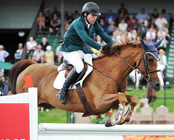 Swail shines while Canada claims Nations Cup