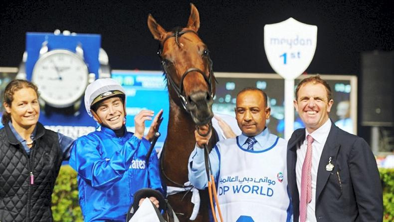 Jungle Cat shines in Al Quoz Sprint after Blue Point withdrawn