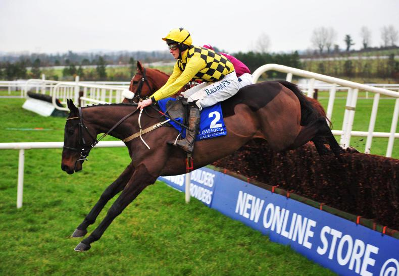 Cheltenham heroine Laurina follows up in style at Fairyhouse