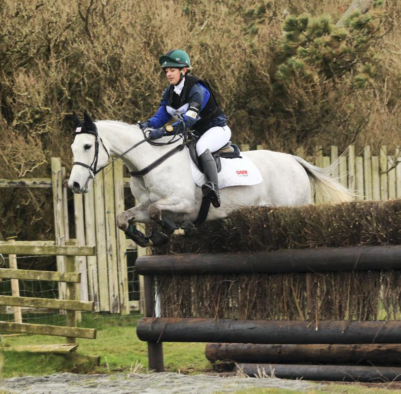 EVENTING:  Double comes up for Young and Sorbet