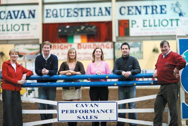 3,000 entries for bumper Cavan show
