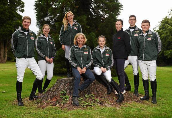 Young riders within sight of European medal
